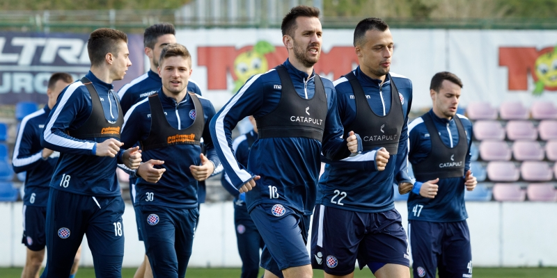 Hajduk preparing for Rudeš