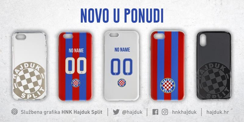 U prodaji službene maske za mobitele HNK Hajduk