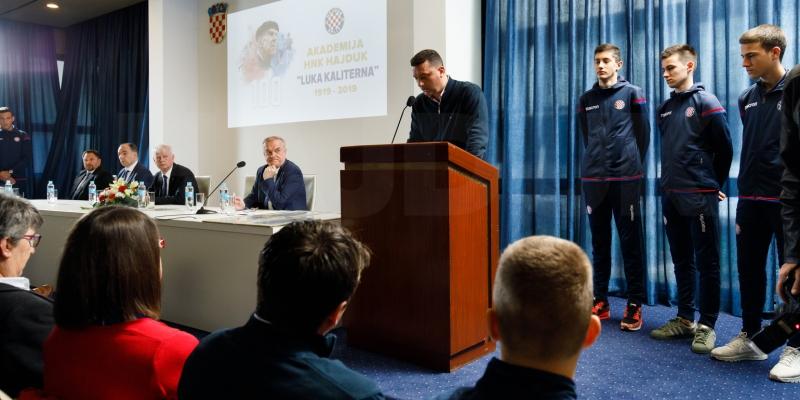 """Proslava 100. rođendana Akademije HNK Hajduk """"Luka Kaliterna"""""""