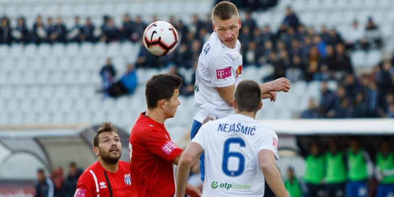 Ten Hajduk players on international duty