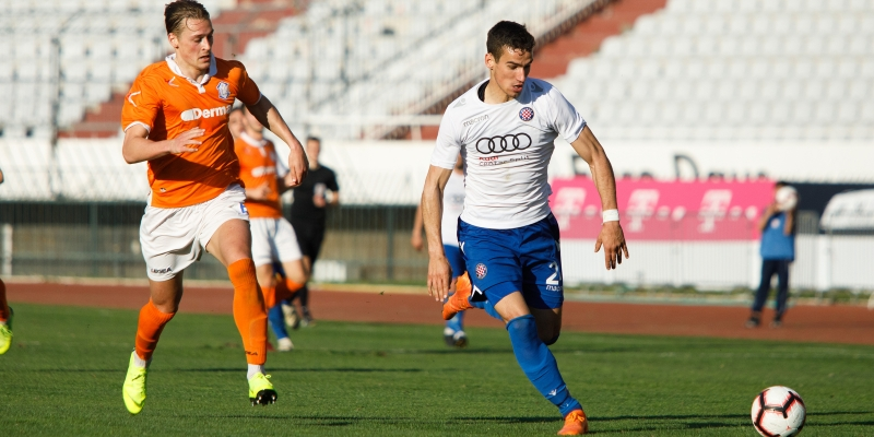 Remi Hajduka II i Varaždina na Poljudu
