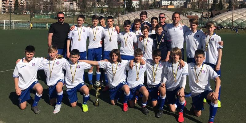 Pioniri II osvojili međunarodni turnir u Sarajevu