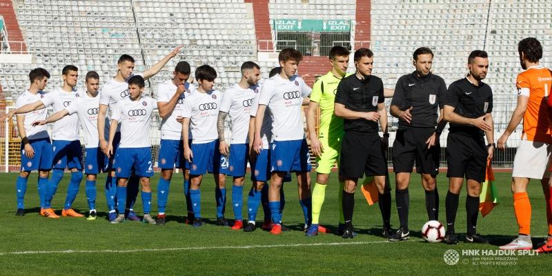 Hajduk II u nedjelju gostuje kod Dinama II
