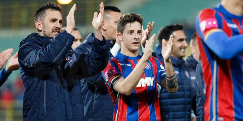 Bradarić: We could have scored some goals earlier, but we achieved our objective