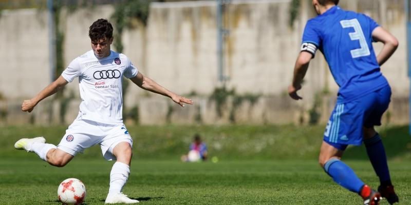Zagreb: Dinamo II - Hajduk II 0:0