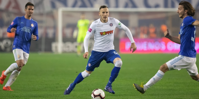 Ismajli: We must overcome this and beat Osijek on Sunday