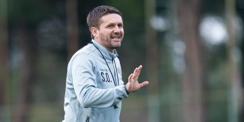 Coach Siniša Oreščanin extended a contract with Hajduk!