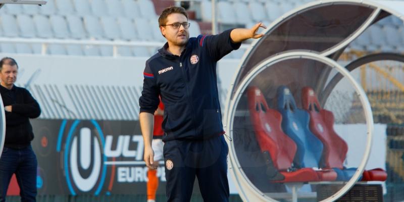 Hajduk II će u ponedjeljak ugostiti Osječane