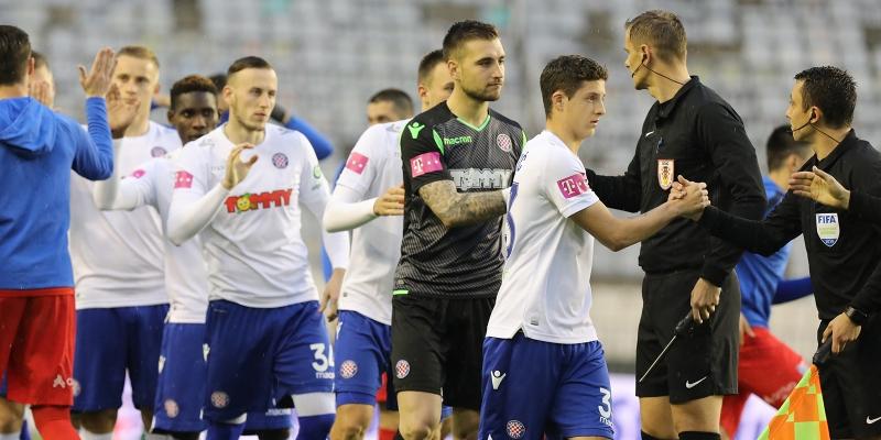 Split: Hajduk - Osijek 0:0