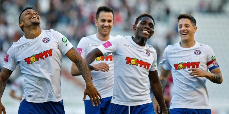 Split: Hajduk - Rijeka 4:0