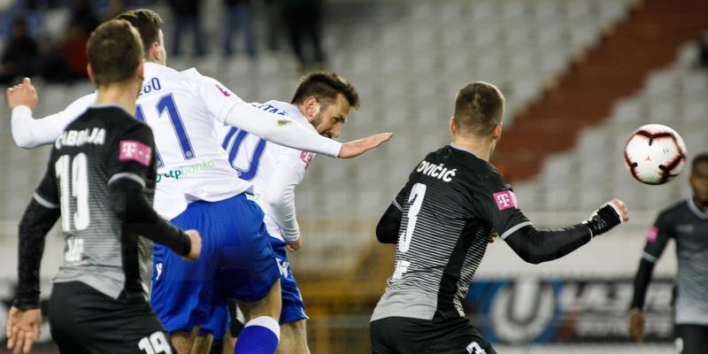 Hajduk u subotu u Velikoj Gorici