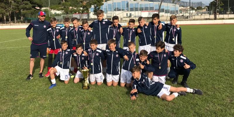 Mlađi pioniri II osvojili Makarska Cup, pioniri II treći u Vukovaru