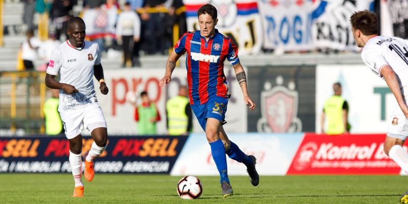 Bradarić i Jairo zbog kartona propuštaju utakmicu s Interom iz Zaprešića
