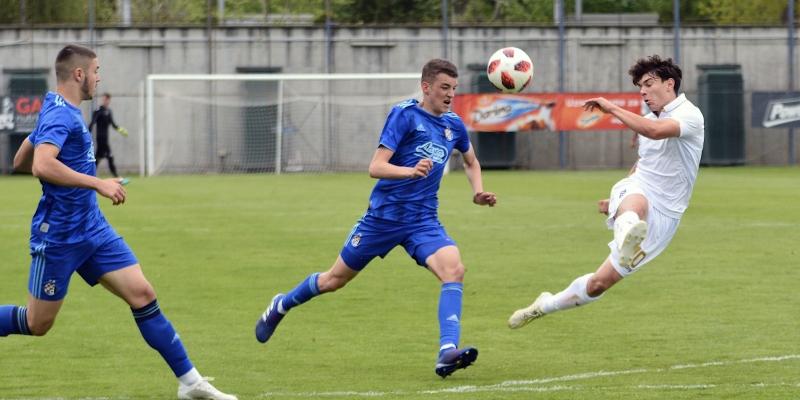 Juniori remizirali s Dinamom u Zagrebu