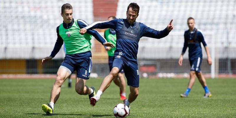 Hajduk preparing for Slaven Belupo