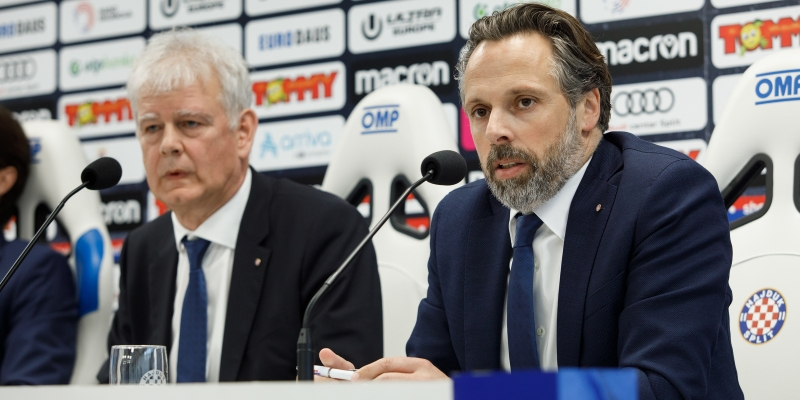 Lukša Jakobušić novi je dopredsjednik Uprave HNK Hajduk