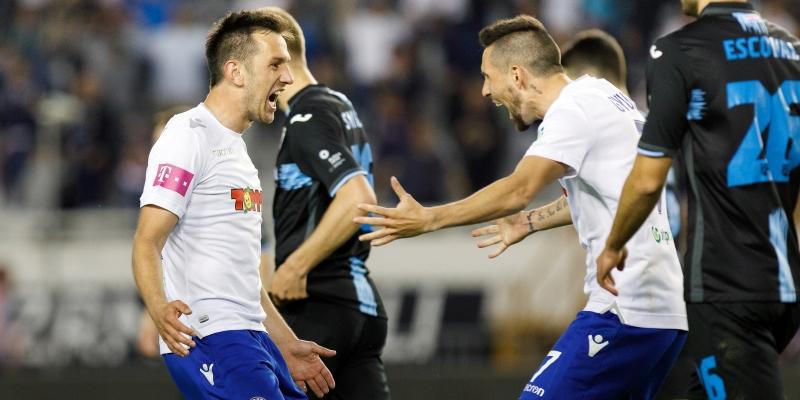 Caktašev prvi hat-trick i jubilarni pedeseti prvenstveni pogodak u dresu Hajduka