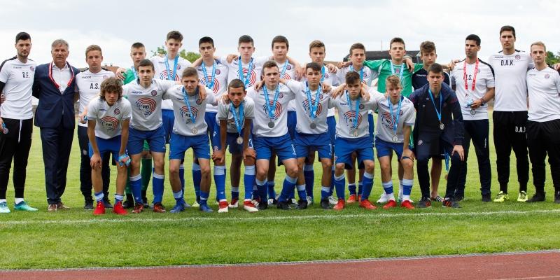 Fotogalerija pionira Hajduka s finala Hrvatskog kupa