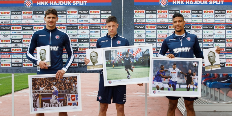 Journalists awarded Bradarić, Jairo and Jurić for a collaboration