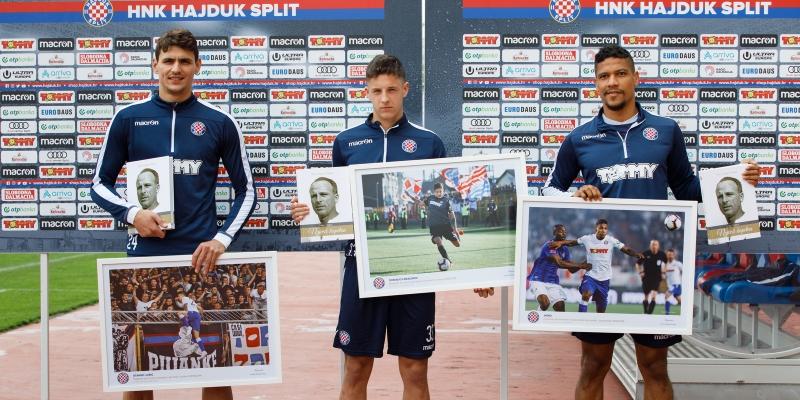 Journalists awarded Bradarić, Jairo and Jurić for a collaboration