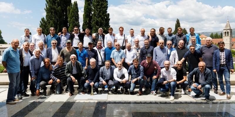 Izabrano novo vodstvo Udruge veterana Hajduka