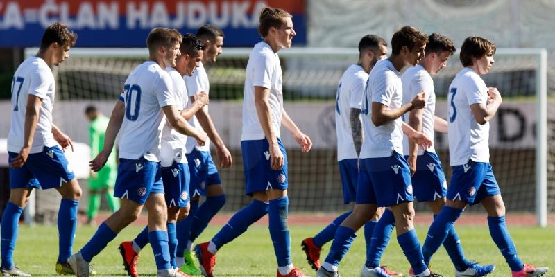 Hajduk II slavio protiv Lučkog u posljednjoj utakmici sezone