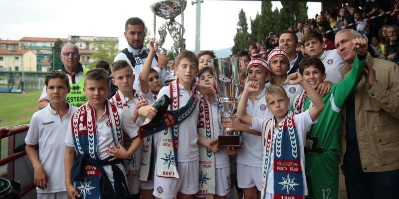 Hajdukovi pioniri II osvojili prestižni turnir u Firenci, početnici II drugi