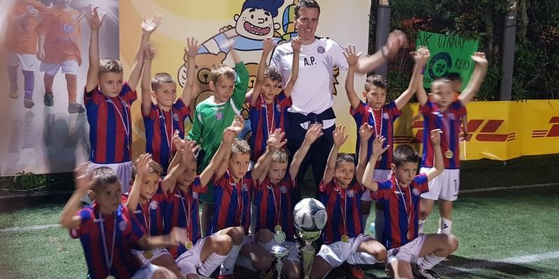 Početnici II osvojili Atlas Cup