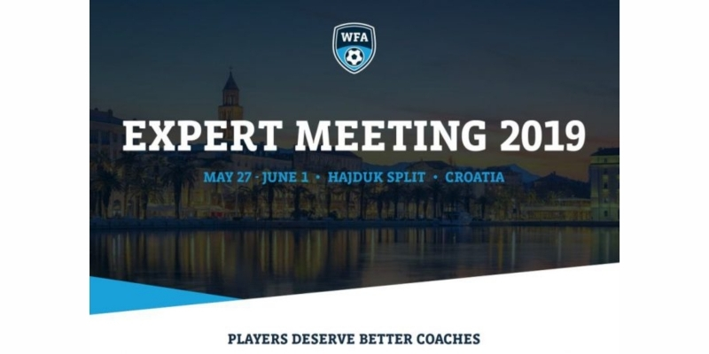 """Expert meeting 2019"" has started in Split, Hajduk hosting the event"