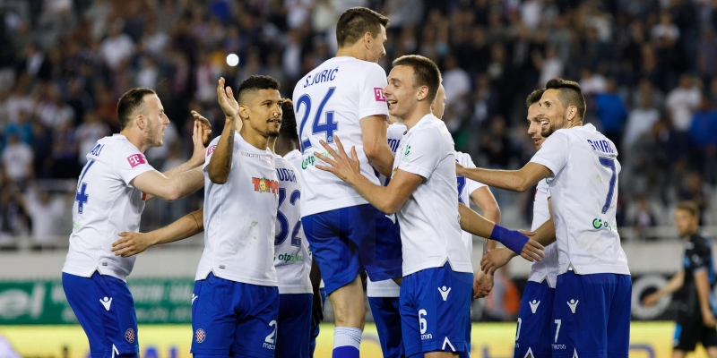 Potential Hajduk's opponents in the UEL qualifiers