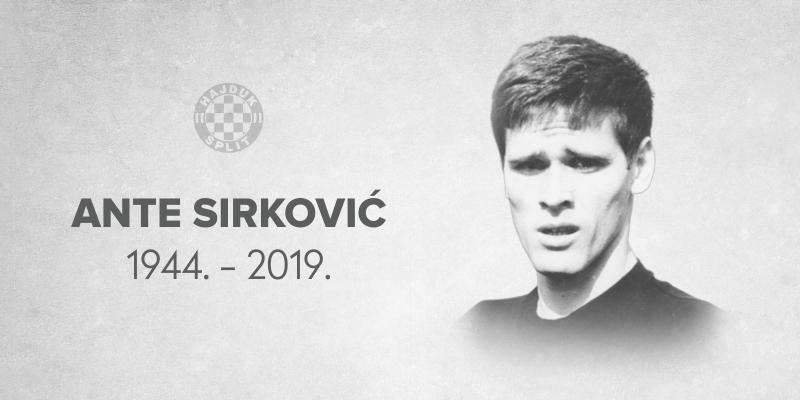 Preminuo Ante Sirković