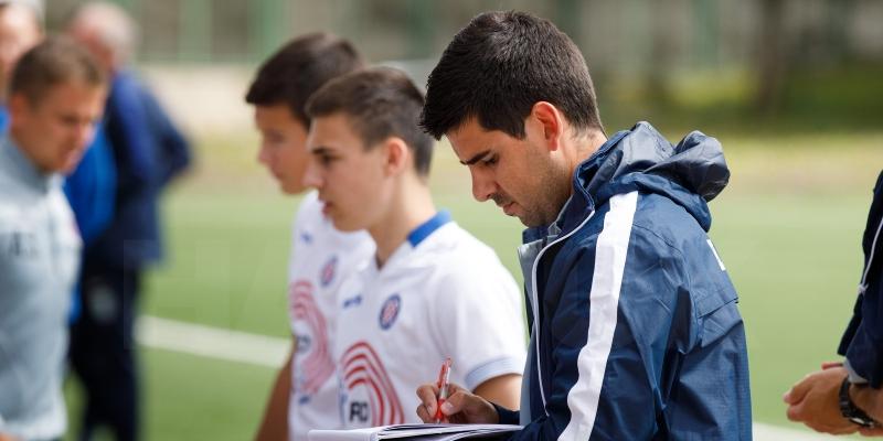 Sičić: Igrači su individualno napredovali i spremni su za kadetski nogomet