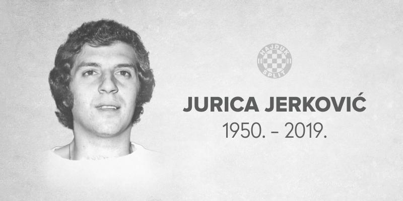 Jurica Jerković died