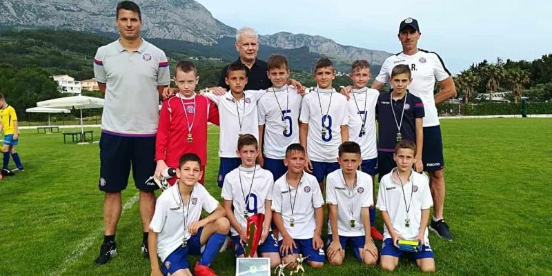 Početnici osvojili turnir Tučepi 2019.