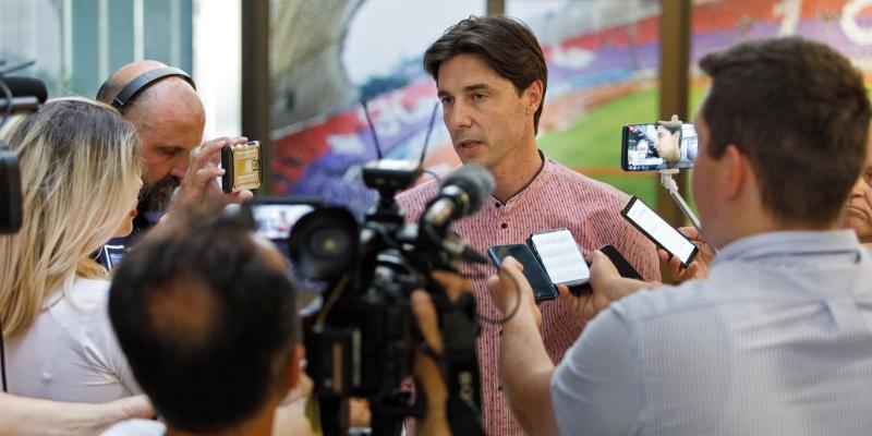 Sportski direktor Bjelanović uoči početka priprema za novu sezonu