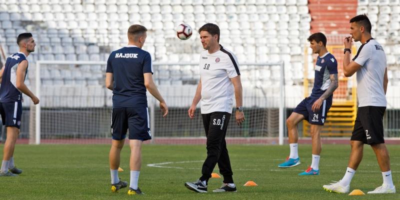 Bijeli odradili prvi trening u sklopu priprema za početak nove sezone