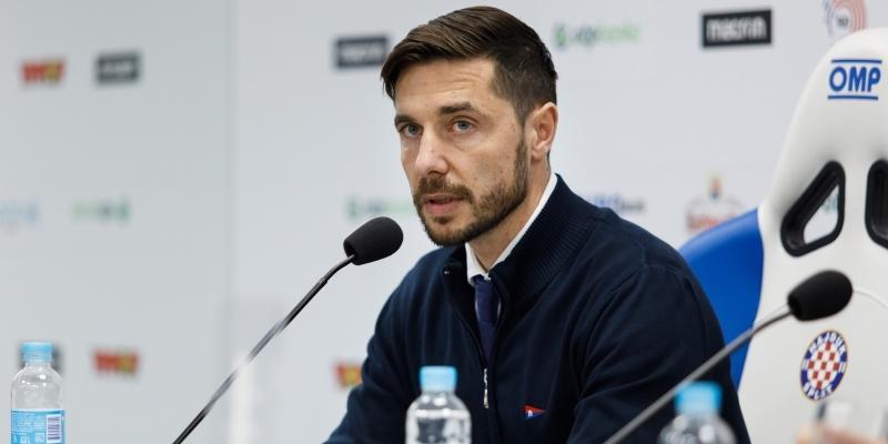 Sportski direktor: Potpisani ugovor i s Jairom jasno pokazuje naš smjer!