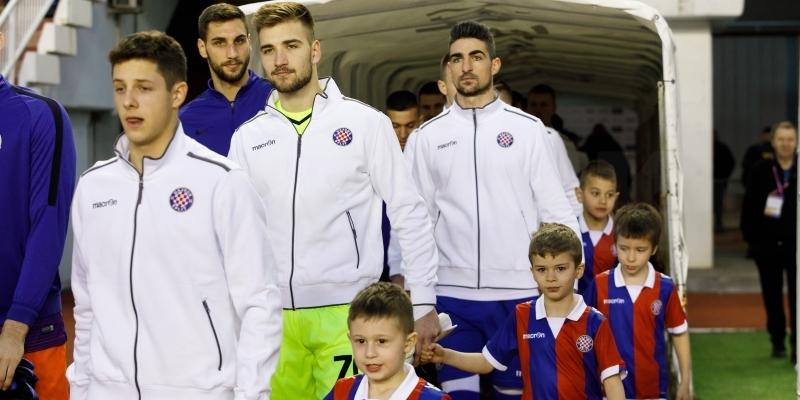 Posavec i Bradarić sudjelovali u pobjedi U-21 reprezentacije protiv Danske