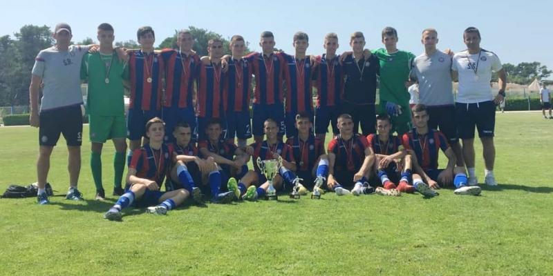 Kadeti II osvojili Novalja Cup 2019