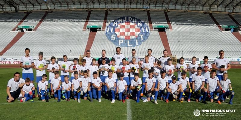 Započeo Nogometni kamp vratara HNK Hajduk
