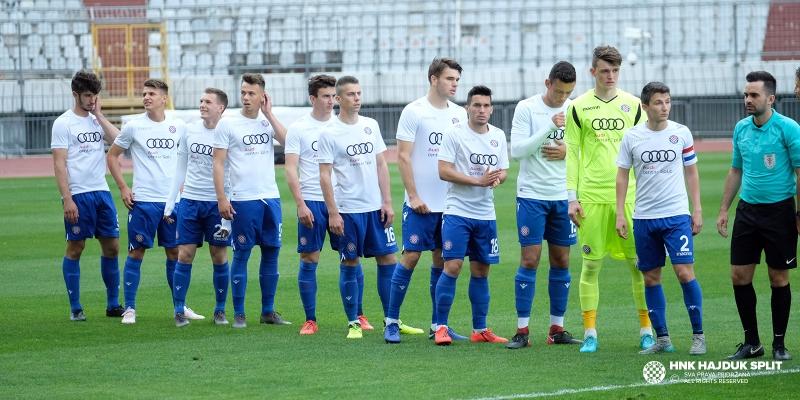 Hajduk II - najveća minutaža Šegi, Delić najbolji strijelac