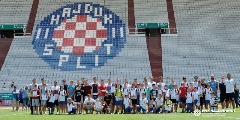 Završen ''3. Nogometni kamp vratara HNK Hajduk''
