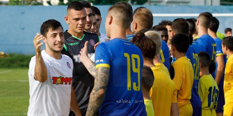 Juranović: Atmosfera u momčadi je sjajna, najbitnije da idemo naprijed