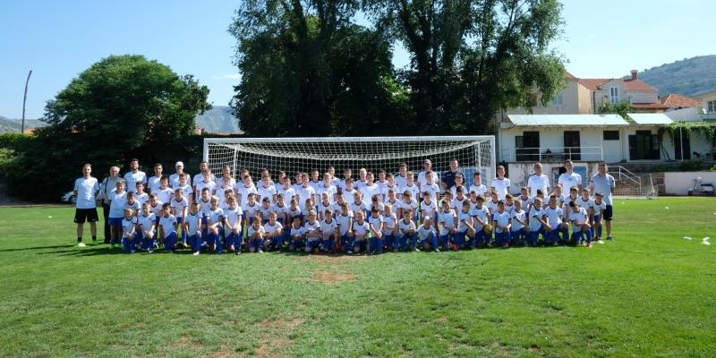 Započeo Hajdukov kamp u Dubrovniku, sudjeluje preko 80 polaznika