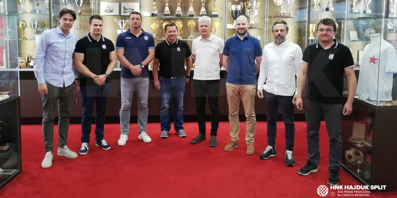 HNK Hajduk and NK Varteks agreed collaboration extension