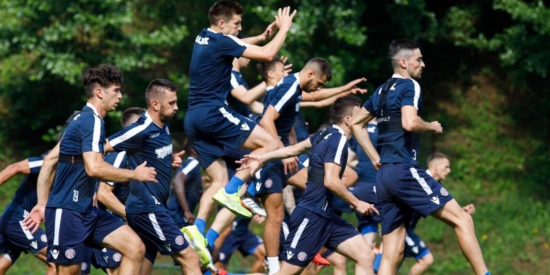 Prva pripremna utakmica u Sloveniji: Hajduk protiv Krilje Sovjetov