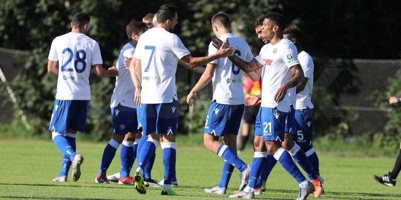 Hajduk s 2:1 svladao Krilja Sovjetov golovima Delića i Gyurcsa