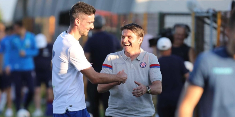 ''Dojam s prve utakmice je sasvim dobar, pripreme teku u dobrom raspoloženju''