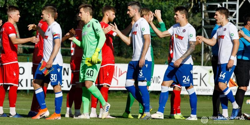 Aluminij svladao Hajduk u drugoj pripremnoj utakmici u Sloveniji