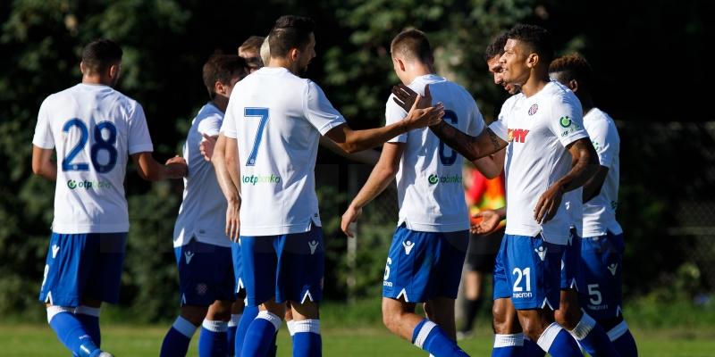 U trećoj pripremnoj utakmici Bijeli danas igraju protiv Śląska iz Wrocława